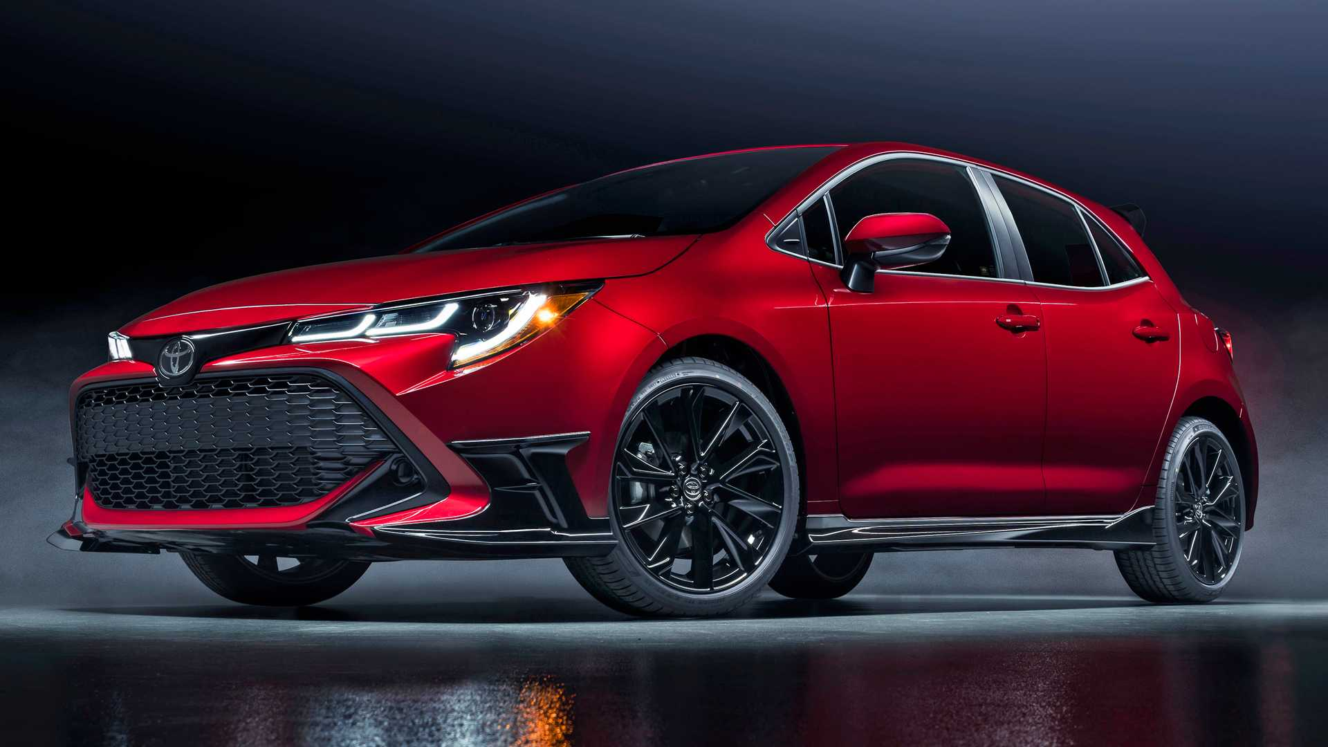 2021 Toyota Corolla Hatchback Special Edition Debuts With ...